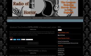 Radio Of Horror