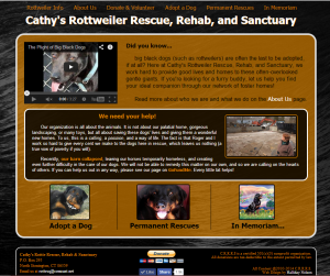 Cathy's Rottweiler Rescue, Rehab, and Sanctuary